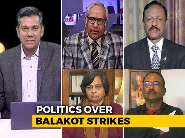 Video : NDTV Exclusive: What Happened At Balakot