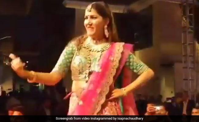 Sapna Choudhary ने इस गाने पर किया धमाकेदार डांस, Video हुआ वायरल