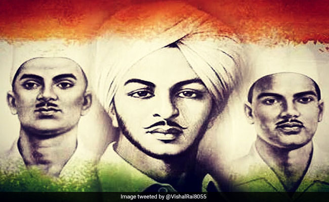Martyrs' Day: PM Modi Pays Tribute To Bhagat Singh, Rajguru And Sukhdev