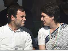 राहुल गांधी के इस्तीफे पर बोलीं प्रियंका गांधी- आपने जो किया, उसकी हिम्मत कम ही लोगों में होती है