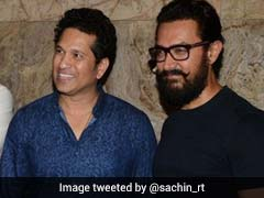 Aamir Khan And Sachin Tendulkar's Filmy Twitter Exchange Is Giving Us Life