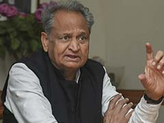 Ashok Gehlot Urges Centre To Help In Rajasthan's Financial Management