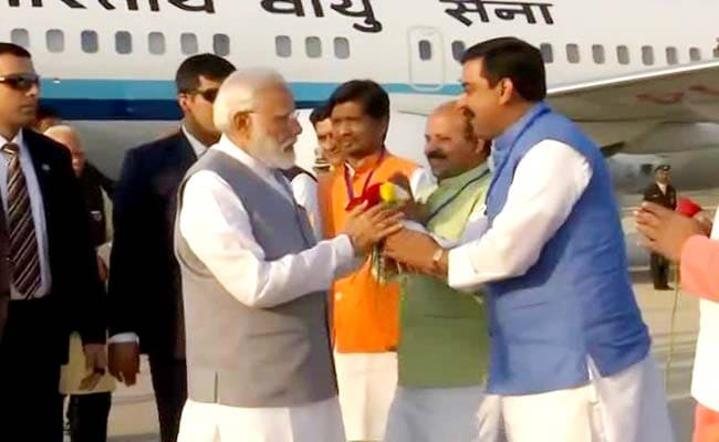 PM Modi Inaugurates Hindon Airbase In Ghaziabad: Highlights