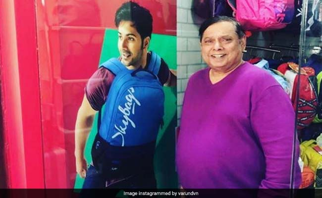 Seen Varun Dhawan's Special Post For 'Daddy No 1' David Dhawan?