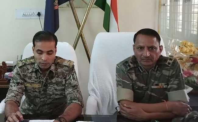 Political Row In Chhattisgarh Over Transfer Of Sukma Superintendent Of Police