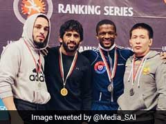 Wrestlers Bajrang Punia, Pooja Dhanda Win Gold Medals In Bulgaria, Sakshi Malik Clinches Silver