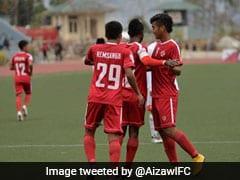 I-League: Ansumanah Kromah's Brace Relegates Shillong Lajong