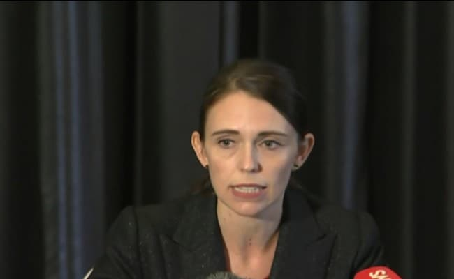 'I Do NotUnderstand The United States': Jacinda Ardern On Gun Laws