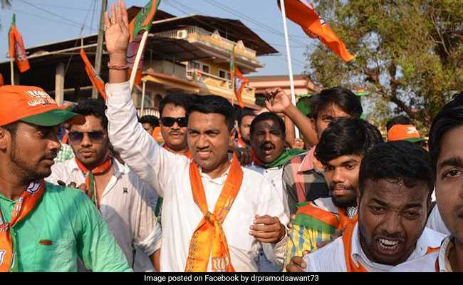 Pramod Sawant To Be Goa Chief Minister, Swearing In Tonight: Sources