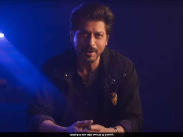 Shah Rukh Khan Adds To Kolkata Knight Riders Hype As IPL 2019 Season Nears