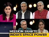 Video : PM's Mission Shakti Announcement: National Security or Poll Code Violation?