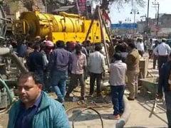 Two Sanitation Workers Die In Varanasi While Cleaning Blocked Sewage Line