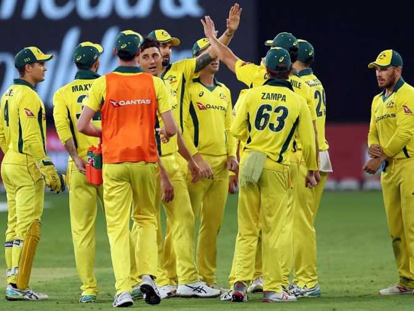 Australia Claim Narrow Win Over Pakistan In 4th ODI Despite Abid Ali