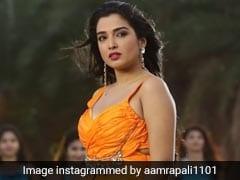 Bhojpuri Cinema: आम्रपाली दुबे कर बैठीं  जिद, बोलीं- हमका चऊमीन मंगाइ दो ऐ सैंया...देखें Video