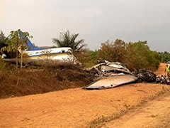 Twelve Dead In Colombia Plane Crash