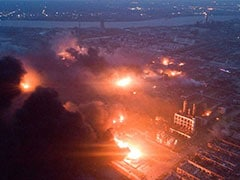 64 Dead In China Chemical Plant Explosion, Survivor Pulled Out From Site