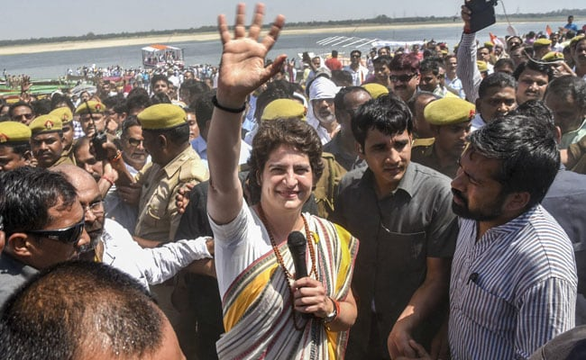 BJP 'Chowkidars' Working Only For Rich: Priyanka Gandhi Over Farmers' Dues