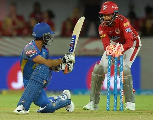 IPL 2019 RR vs KXIP Live Cricket Score
