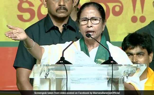 'यह एक खास चुनाव है, सोचिए कि आप किसे वोट देंगे': आंध्र प्रदेश में बोलीं ममता बनर्जी