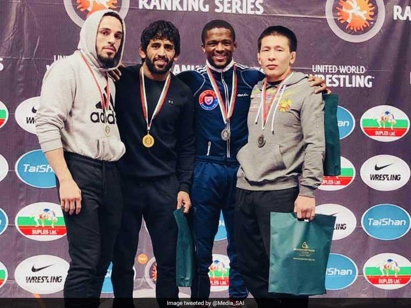 Wrestlers Bajrang Punia, Pooja Dhanda Win Gold Medals In Bulgaria, Sakshi Malik Clinches Silver