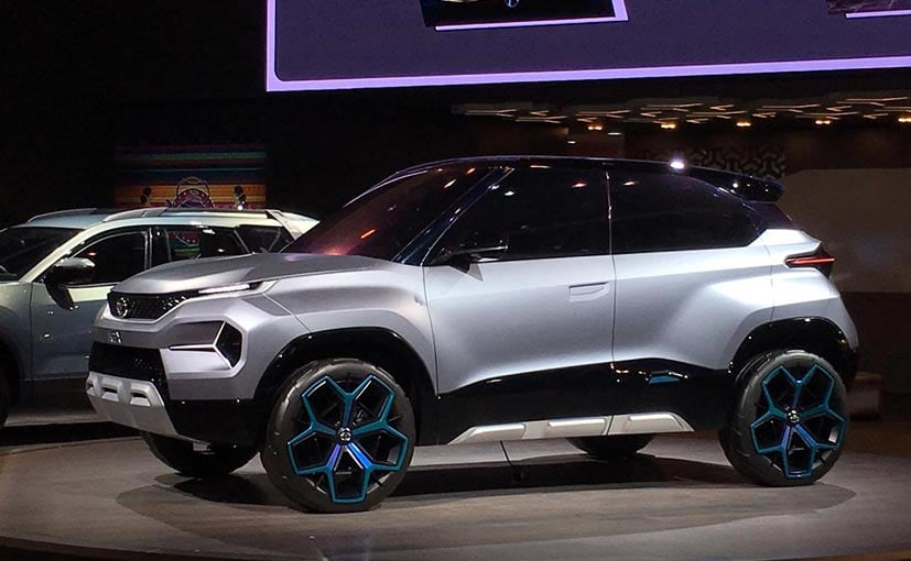 The Tata H2X concept will be called Hornbill when it'll launch in 2020