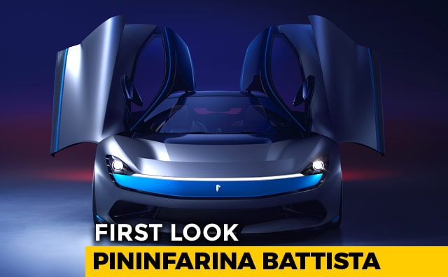 Video : 2019 Geneva Motor Show: Pininfarina Battista First Look