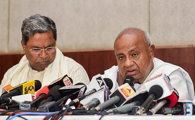 JDS, Congress Work On Unity As Template For Opposition