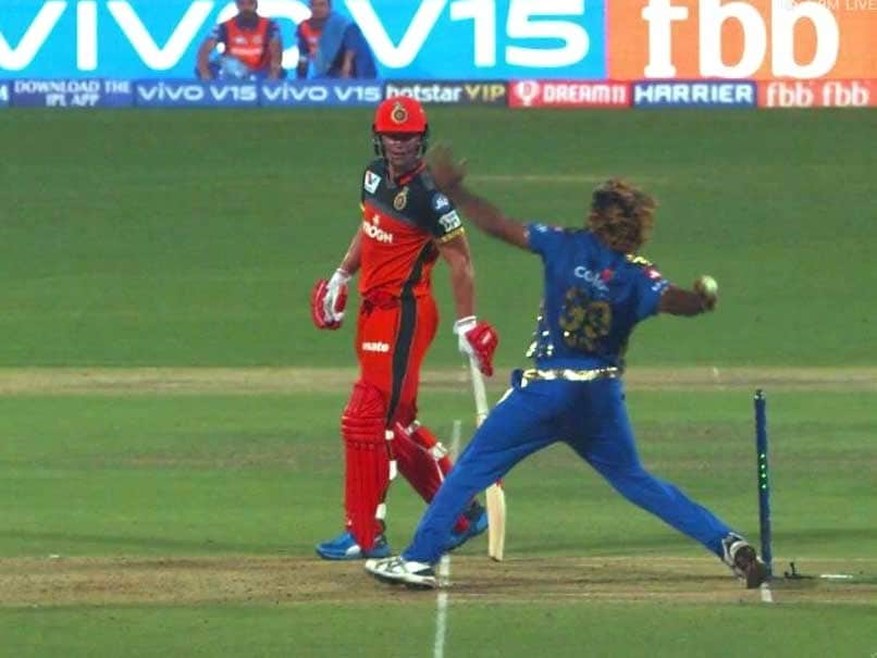 RCB vs MI: Thats how legends of the game criticized harshly of Lasith Malinga no ball