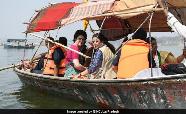 Lok Sabha Election Updates: PM के गढ़ में प्रियंका की बोट यात्रा, BJP जारी कर सकती है पहली लिस्ट