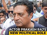"""Video : """"Why The Pressure?"""" Prakash Raj On Whether He Will Divide Anti-BJP Votes"""