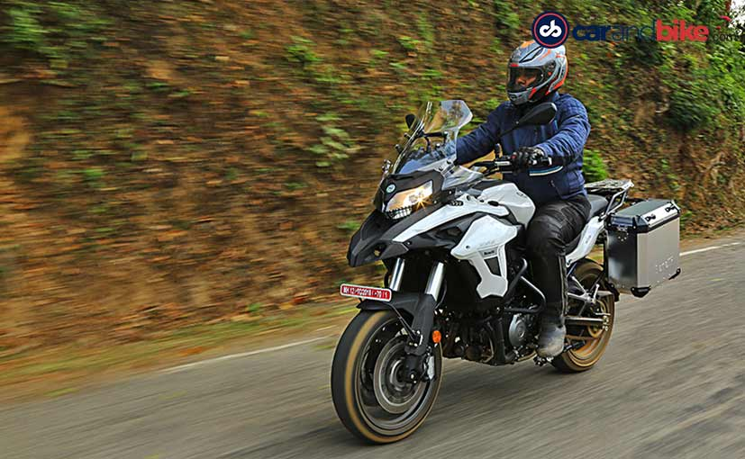 Benelli TRK 502 Range Prices Hiked By &#8377 10,000