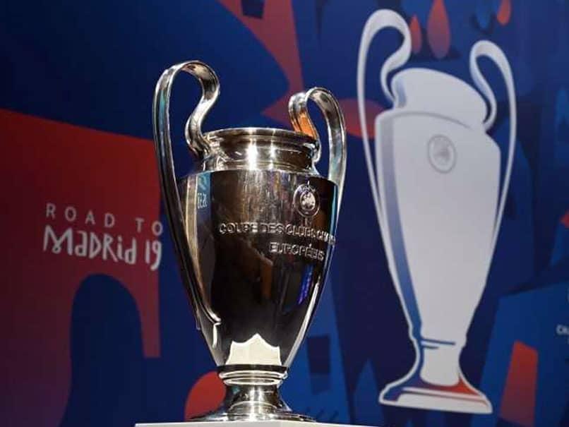 Manchester United Draw Barcelona, Tottenham Hotspur Face Manchester City In Champions League Quarter-Finals