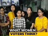 Video : Women Voters Demand Bigger Share In Politics