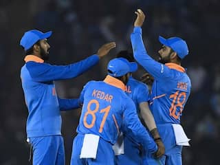 Highlights, IND vs AUS: India Lose 5th ODI By 35 Runs, Series 2-3 To Australia