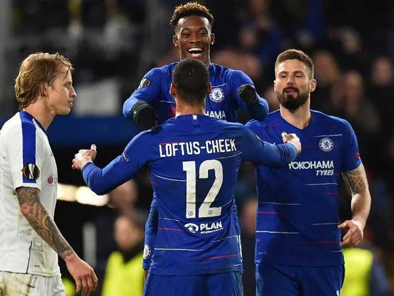 Chelsea Cruise Past Dynamo Kiev, Towards Europa League Quarters