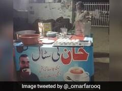 पाकिस्तान में छाए विंग कमांडर अभिनंदन, अब चाय की दुकानों पर फोटो के साथ छपा यह संदेश