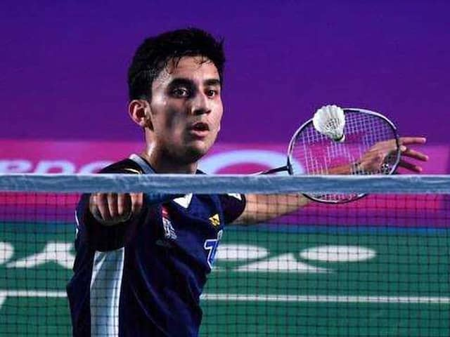 BADMINTON: Lakshya Sent reaches in to semifinal of China masters