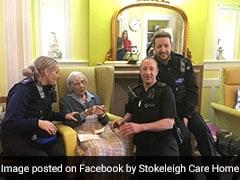 104 साल की महिला ने किया ऐसा जुर्म, पुलिस बोली - टीम अरेस्ट करने आ रही है