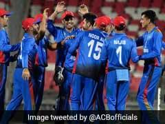 4th ODI: Afghanistan Thrash Ireland By 109 Runs To Take Series Lead