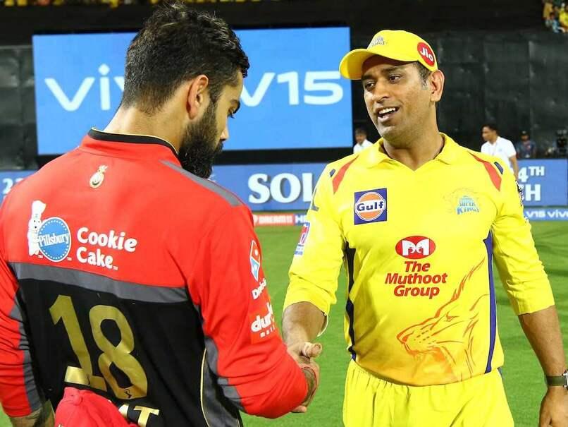 IPL 2019: MS Dhoni Criticises Chepauk Track Despite Winning Start For Chennai Super Kings