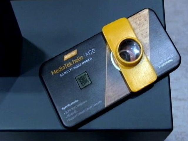 Video : A Sneak Peek at MediaTek's P90 SoC