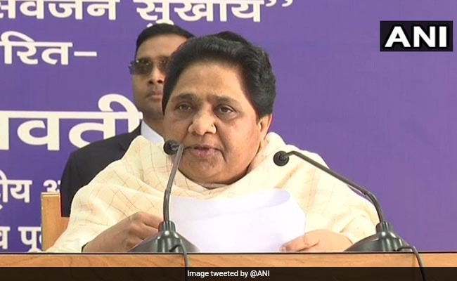 'Irresponsible Chowkidari ': Mayawati's Dig Over 'Stolen' Rafale Papers