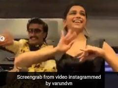 Watch: If Deepika Padukone, Ranveer Singh, Ranbir Kapoor And Vicky Kaushal Choreographed <I>Kalank</i> Songs...