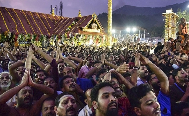 Sabarimala Temple Reopens After 7 Months, Covid Test Must For Devotees