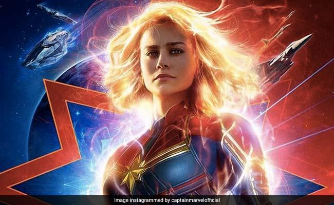 Captain Marvel Movie Review: सुपरहीरो 'कैप्टन मार्वल' की दमदार एंट्री, कई ट्विस्ट लेकिन कहानी पड़ गई फीकी