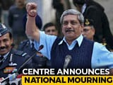 """Video : Chief Minister Manohar Parrikar Wanted To Serve Goa """"Till Last Breath"""""""
