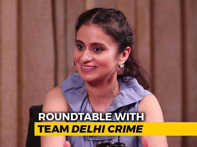 Rasika Dugal: Spent Time With IPS Officers Before Delhi Crime