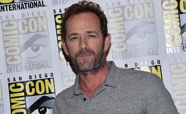 Luke Perry, Rebellious Teen Idol From Beverly Hills 90210, Dies At 52