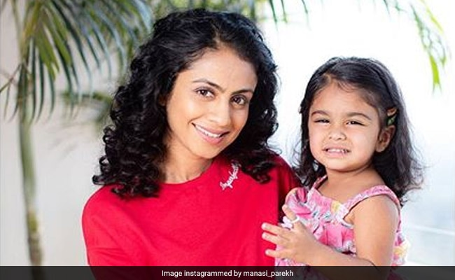 Uri Actress Manasi Parekh's Advice For New Mothers