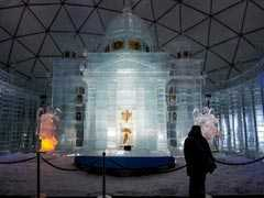 Slovakia's Ice Church In Tatra Mountains Draws Visitors Closer To Heaven